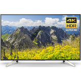 ".Sony 65"" Class BRAVIA X750F Series 4K (2160P) Ultra HD HDR Android LED TV (KD65X750F)"