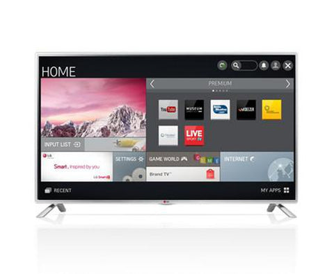 LG 50LB6100 50 Inch 1080P 120 HZ  LED SMART TV