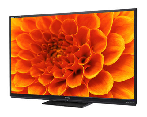 SHARP LC-70C8470U 70 Inch 1080P 240 HZ ACTIVE 3D LED SMART TV