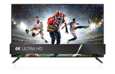 "JVC 65"" Class 4K Ultra HD (2160P) LED TV (LT-65MA770)"