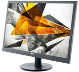 "AOC M2060SWD2 - LED monitor - 19.53"" - 1920 x 1080 Full HD (1080p) - MVA - 8 ms - DVI-D, VGA"