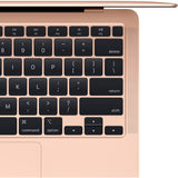 ".Apple Macbook Air 13.3"" Touch Id ( 2020 ) / Intel Core i3 1.1Ghz / 8GB RAM / 256 SSD / *MWTJ2LL/A* / GOLD"