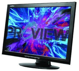 "Proview 19"" Wide Screen 1440 x 900 LCD Monitor 16.2 Million Colors ( PL926WBI )"