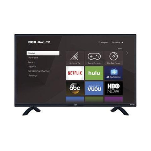 "RCA 50"" Class FHD (1080P) Roku Smart LED TV (RTR5061)"