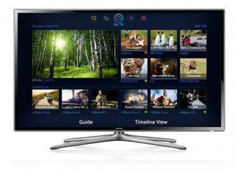 SAMSUNG UN55F6350 55 Inch 1080P 240 CMR  LED SMART TV