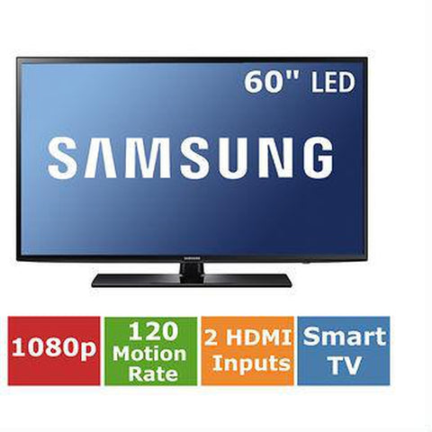 SAMSUNG UN60J620D 60 Inch 1080P 120 CMR LED SMART TV
