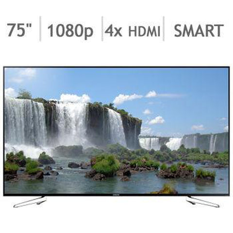 SAMSUNG UN75J630DAF 75 Inch 1080p 120 CMR Smart LED TV