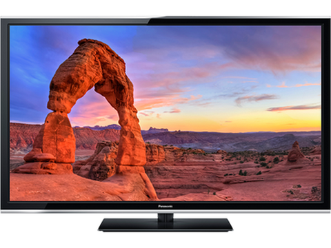 PANASONIC TC-65PS64 65 Inch 1080P 600 HZ  PLASMA SMART TV