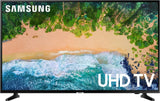 ". Samsung 40"" 4K Ultra HD HDR LED Smart TV (UN40NU6070)"