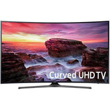"SAMSUNG 49"" Curved 4K Ultra HD Smart LED TV 120MR (Model#: UN49MU650D / UN49MU6500))"