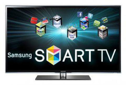 SAMSUNG UN55D6050TF 55 Inch 1080P 240 CMR  LED SMART TV