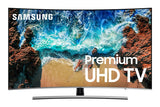"SAMSUNG 55"" Class Curved 4K (2160P) Ultra HD Smart LED HDR TV ( UN55NU8500 )"