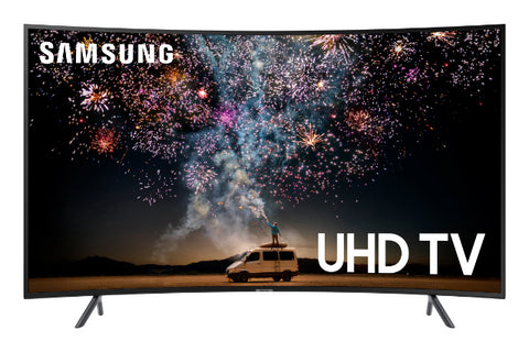 "SAMSUNG 55"" Class 4K Ultra HD (2160P) HDR Smart LED TV ( UN55RU730D / UN55RU7300 )"