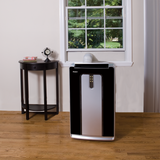 HAIER HPF12XHM  12,000 BTU Portable Air Conditioner &10,000 BTU Heater Home Comfort