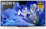 "Sony 65"" Class OLED BRAVIA A8F Series 4K (2160P) Ultra HD HDR Dolby Vision Android LED TV (XBR65A8F)"