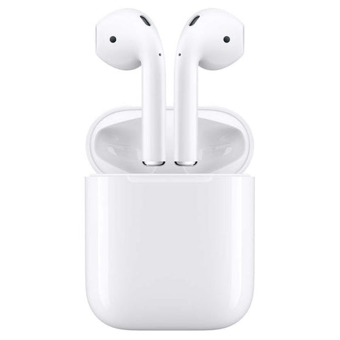 Apple AirPods Wireless Headphones with Charging Case - 2nd Generation (MV7N2AM/A)