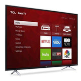 TCL 55 Inch Class 4K (2160P) Roku Smart LED TV (55S403)