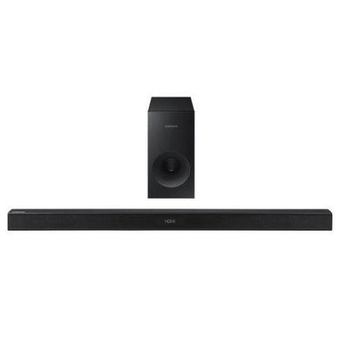 "Samsung 2.1 Channel 220W Soundbar System with 5.5"" Wireless Subwoofer (HW-KM39/ZA)"