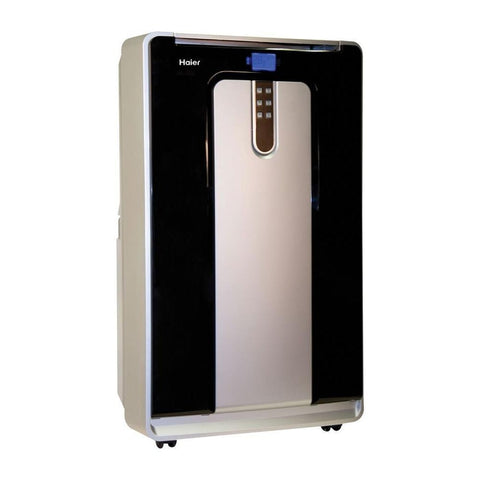 HAIER HPN10XCM Portable Air Conditioner with 80 Pint/Day Dehumidification Mode and LCD Remote Control