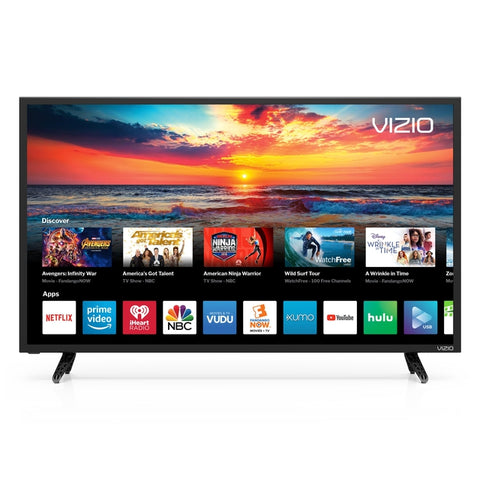 "VIZIO 32"" Class SmartCast D-Series FHD (1080P) Smart Full-Array LED TV (D32f-F1)"