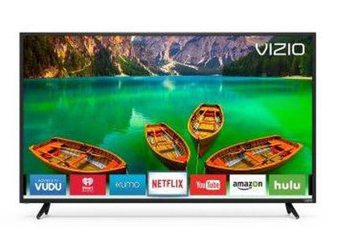 "VIZIO 50"" Class 4K (2160P) Smart LED TV (D50-E1)"