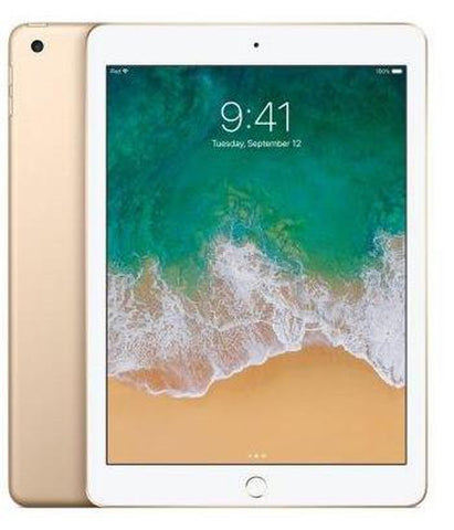 "Apple iPad (5th Generation) 9.7"" 32GB with WiFi - Gold / RT-MPGT2LL/A-BL"