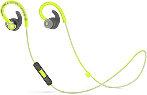 JBL Reflect Contour 2.0 Wireless Around-the-Ear Headphones - Green