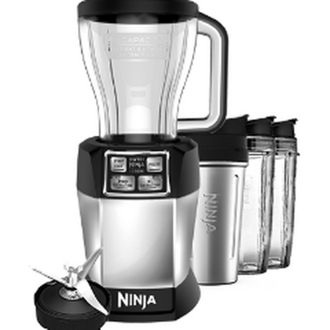 Nutri Ninja® Auto-iQ® Complete Extraction System (BL486CO)