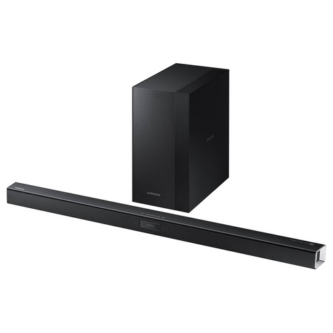 Samsung 2.1 Channel 300W Soundbar System with Wireless Subwoofer (HW-KM45/ZA)