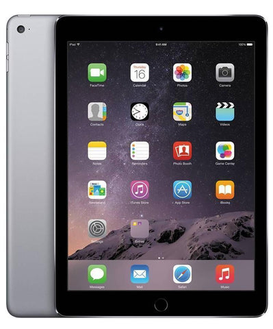 "Apple iPad Air 2 9.7"" 64GB with WiFi / Cellular - Space Grey (RT-MH2M2LL/A-RW)"