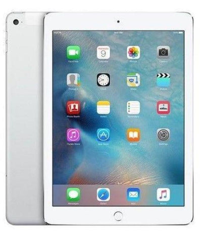 "Apple iPad Air 2 9.7"" 16GB with WiFi / Cellular - Silver (RT-MH2V2LL/A-RW)"
