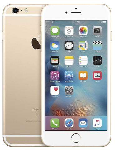 Apple iPhone 6S Plus 32GB Unlocked - Gold