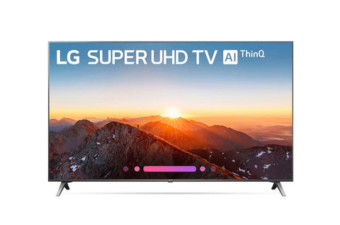 "LG 65"" Super UHD HDR LED TV w/ThinQ AI (65SK8000)"
