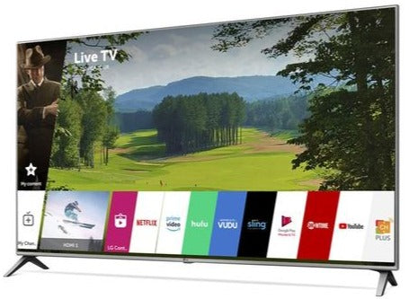 "LG 50"" 4K UHD HDR LED webOS Smart TV (50UK6500)"
