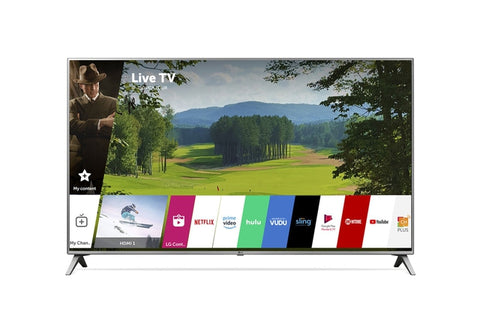 "LG 65"" 4K UHD HDR LED webOS 4.0 Smart TV (65UK6500)"