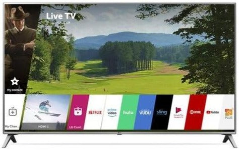 "LG 55"" 4K UHD HDR LED webOS 4.0 Smart TV (55UK6500)"