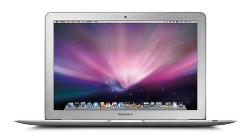 APPLE Macbook Air 11 inch Intel Core i5-2467M 1.6Ghz 2GB 64GB SSD Mac Os EL CAPITAN ( A1370 / MC968LL/A )