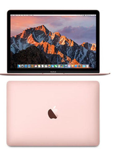 APPLE Macbook 12 inch Intel Core M5-6Y54 1.2Ghz 8GB 512GB SSD Mac Os El Capitan ( A1534 / MLHA2LL/A ) - Rose Gold