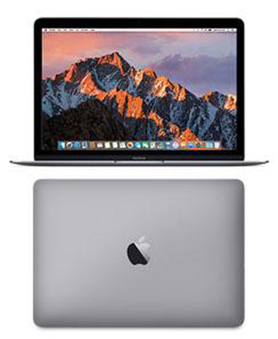 "Apple Macbook 12"" (Early 2016) Intel-Core M3 (1.1GHz) / 8GB RAM / 256GB SSD / Space Gray / MacOS"