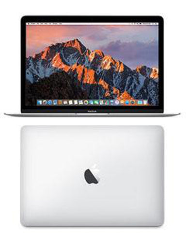 "Apple Macbook 12"" (Early 2016) Intel-Core M3 (1.1GHz) / 8GB RAM / 256GB SSD / Silver / MacOS"
