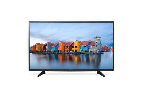 LG 43UH610A 43-Inch 4K Ultra HD Smart LED TV