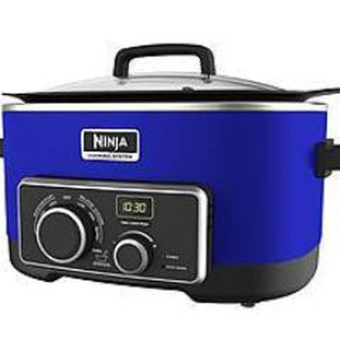 NINJA 4 IN 1 SLOW COOKER 6 QT- Blue (MC900QCB)