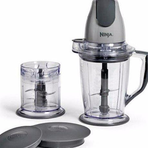 Ninja Master Prep Chopper, Blender, Food Processor (QB900B)
