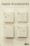 Apple Accessories 4 Pack Kit EarPods, USB, Lightning to Headphone and to USB