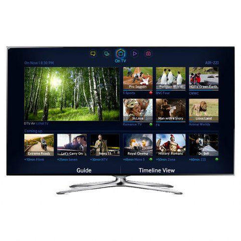 SAMSUNG UN55F7050AF 55 Inch 1080P 720 CMR ACTIVE 3D LED SMART TV