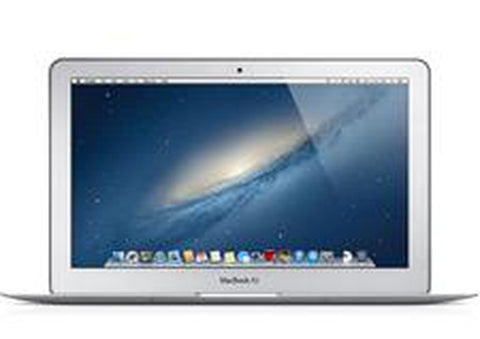 Apple Macbook Air 13 inch Intel Core I5-2557M 1.7Ghz 4GB 64GB SSD Mac Os EL CAPITAN (A1369 / MC965LL )