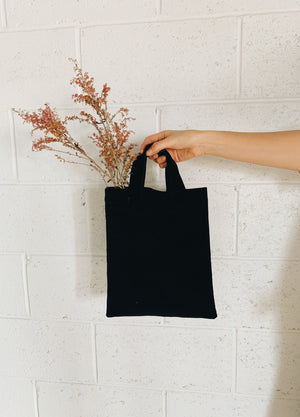 Zero Waste Mini Tote