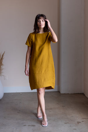 Cocoon Dress - Sample
