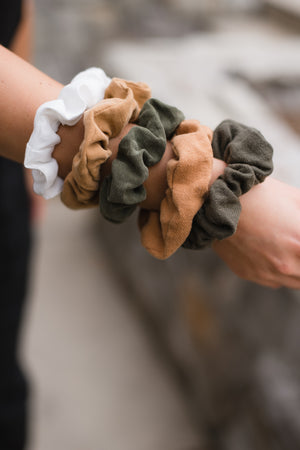 Zero Waste Scrunchie