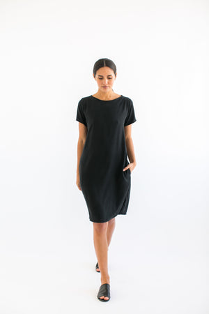 Original Pocket Cocoon Dress